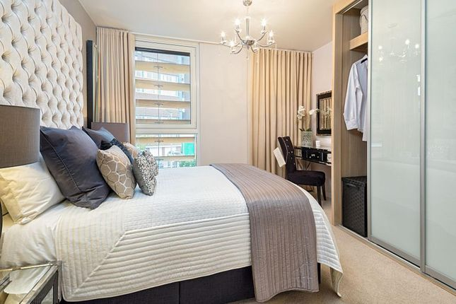 "Thumbnail Flat for sale in ""Malmo Tower"" at Evelyn Street, London"