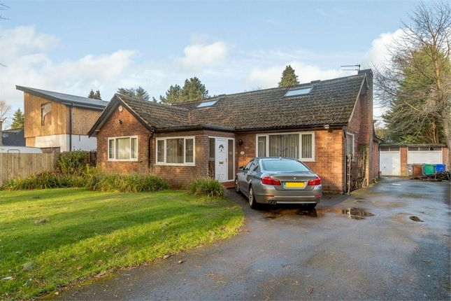 Thumbnail Detached bungalow for sale in Brooklands Road, Wythenshawe, Manchester