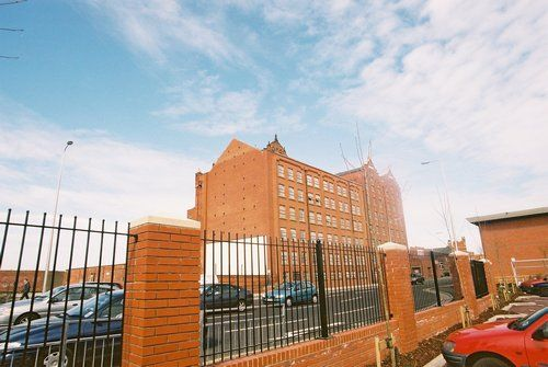 Thumbnail Flat to rent in Victoria Street, Grimsby