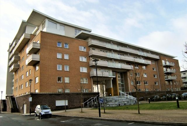 Studio for sale in Nice House, Hansen Court, Cardiff Bay