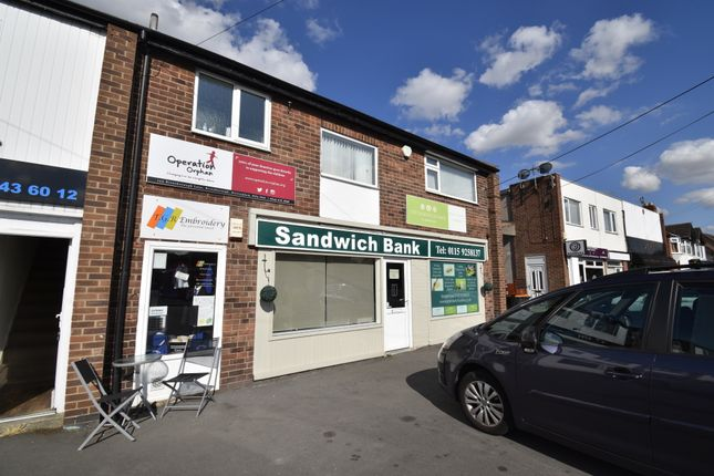 Thumbnail Restaurant/cafe for sale in Unit 5, 151 Attenborough Lane, Beeston, Nottingham