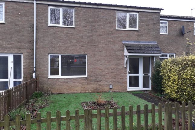 3 bed terraced house to rent in Chester Road, Stevenage, Hertfordshire SG1