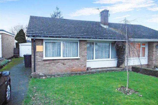 2 bed semi-detached bungalow for sale in Broadoak Avenue, Maidstone, Kent