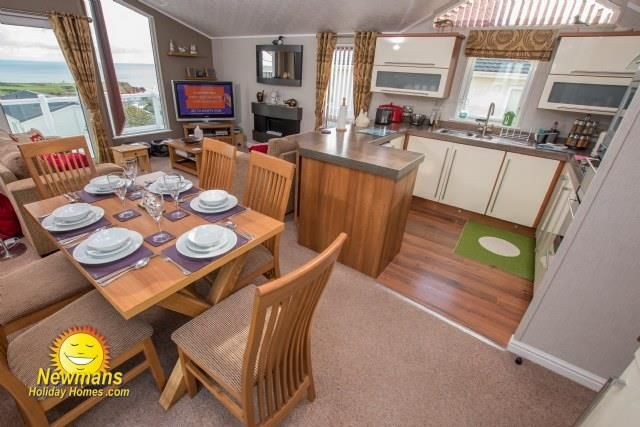 Kitchen of Ocean View, Sandy Bay, Exmouth EX8