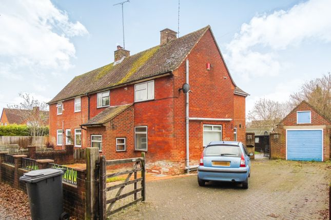 Thumbnail Semi-detached house to rent in St. Mary Street, Winchester
