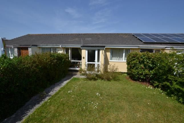 Thumbnail Bungalow for sale in Pengegon, Camborne, Cornwall