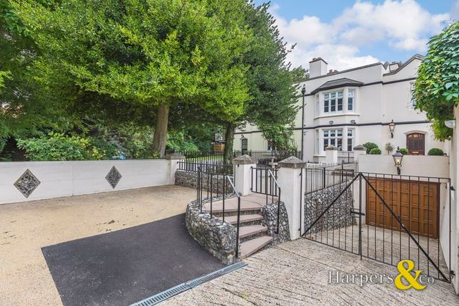 Thumbnail Property for sale in Ingress Park, Greenhithe