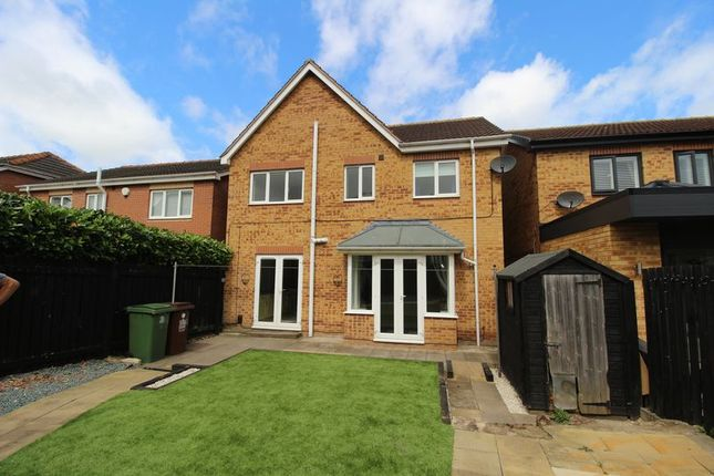 Thumbnail Detached house to rent in Quarry Dale View, Mansfield