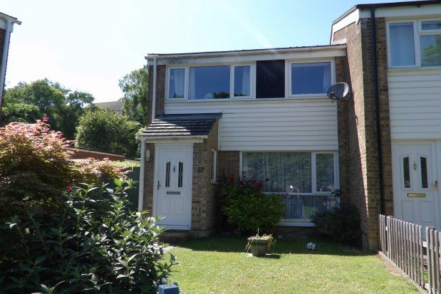 Thumbnail Property to rent in Silverspot Close, Gillingham