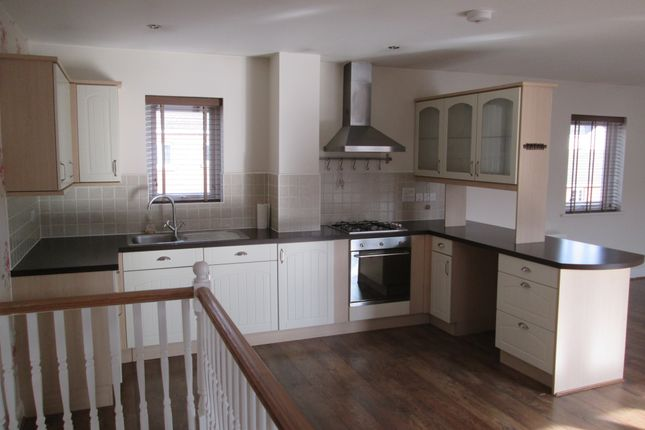 Thumbnail Duplex to rent in Lockeepers Way, Hanley, Stoke On Trent