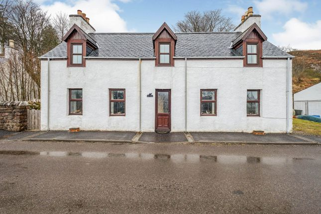 3 bed detached house for sale in Camusterrach Applecross, Strathcarron IV54