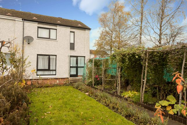 Thumbnail 2 bed terraced house for sale in Hazel Court, Alyth, Perthshire