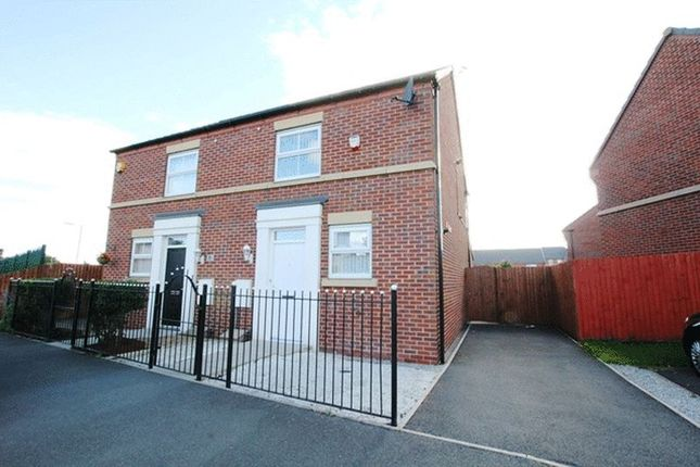 Semi-detached house for sale in Foley Street North, Kirkdale, Liverpool
