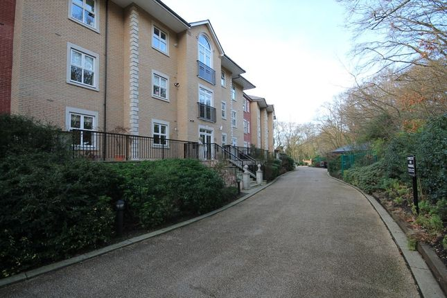 Thumbnail Flat for sale in The Manor Regents Drive, Woodford Green