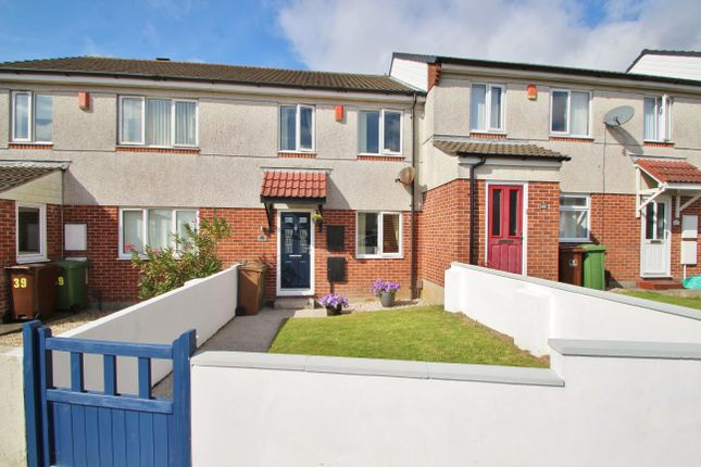 Thumbnail Terraced house to rent in Cayley Way, Plymouth