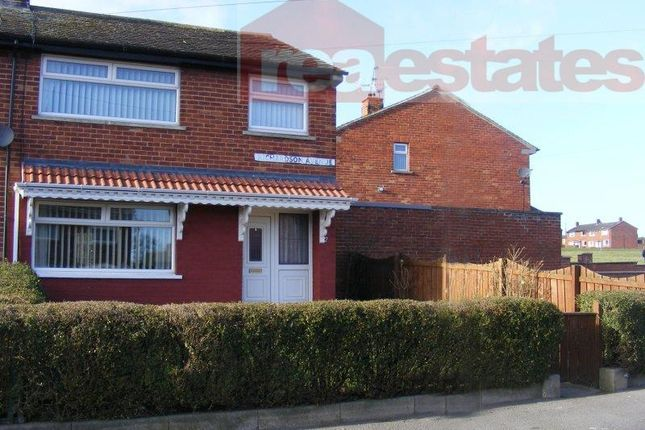 Thumbnail Semi-detached house to rent in Richardson Avenue, Bishop Auckland