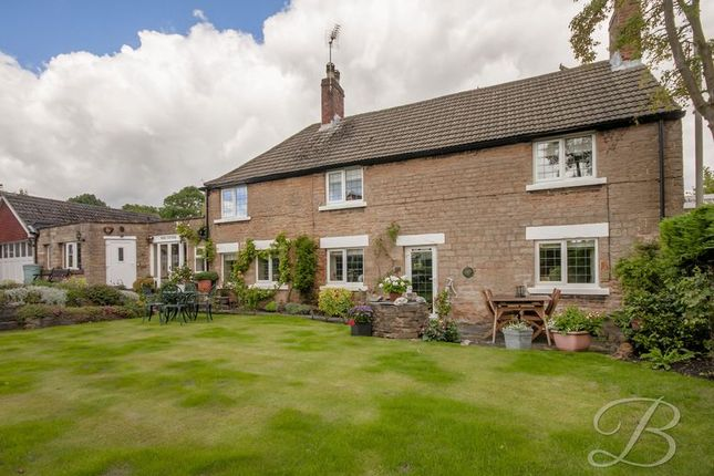 Thumbnail Detached house for sale in Church Street, Kirkby-In-Ashfield, Nottingham