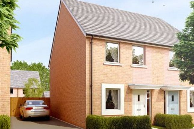 Thumbnail Semi-detached house for sale in Longhedge, Salisbury, Wiltshire