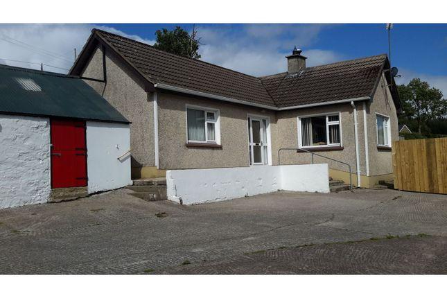 Thumbnail Detached bungalow for sale in Cornahaltie Road, Enniskillen