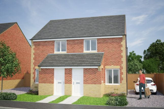 Thumbnail Semi-detached house for sale in The Kerry, Fabian Road, Eston, Cleveland