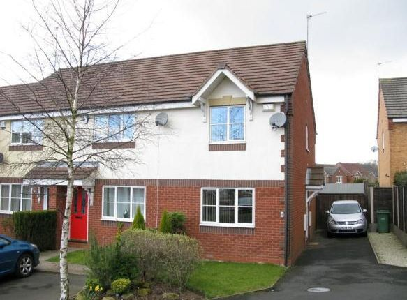 Thumbnail Property to rent in Balvenie Way, Dudley