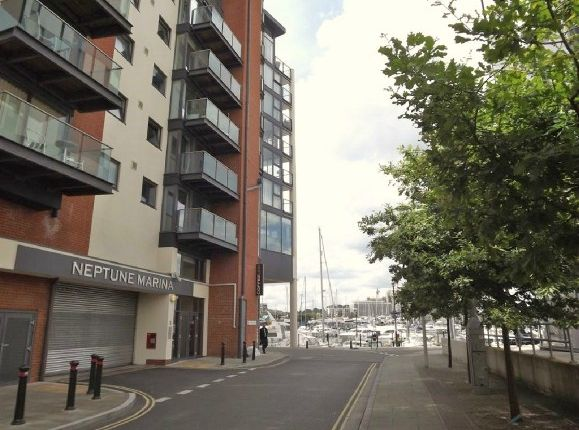 Thumbnail Flat to rent in Coprolite Street, Waterfront, Ipswich