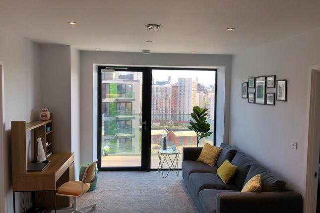 Lounge of Bury Street, Salford M3