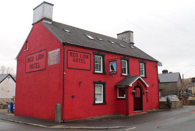 Thumbnail Pub/bar for sale in Ystrad Meurig, Ceredigion
