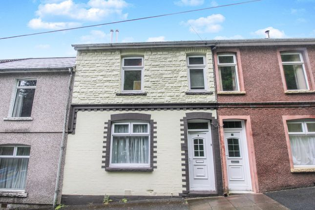 Thumbnail 3 bed terraced house for sale in Grove Terrace, Beaufort, Ebbw Vale