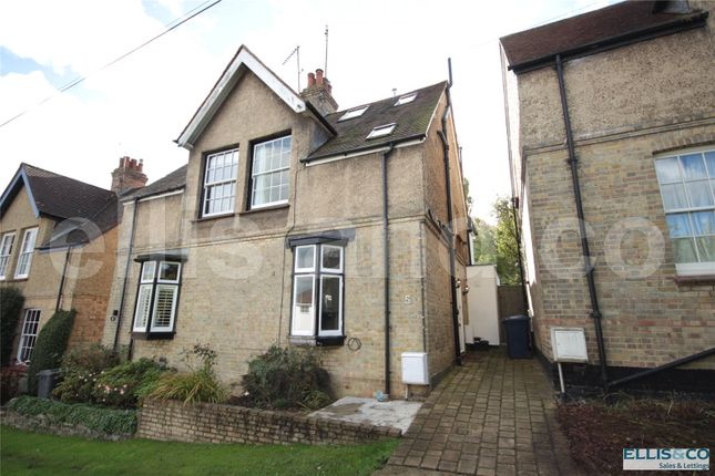 Thumbnail Semi-detached house for sale in Hillview Road, Mill Hill, London