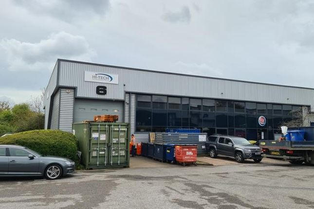 Thumbnail Industrial to let in Unit 6, Pipers Wood Industrial Estate, Waterberry Drive, Waterlooville