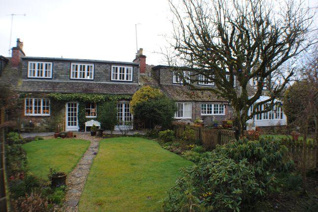 Rear  of Parton Village, Parton, Castle Douglas DG7