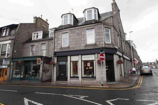 Exterior of Thistle Street, Aberdeen AB10