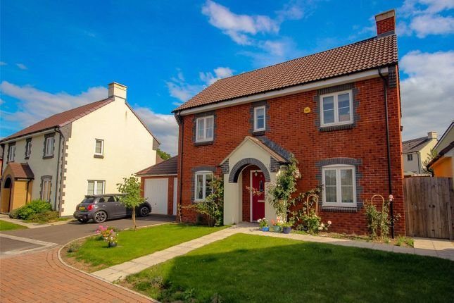 Thumbnail Detached house for sale in The Rosary, Stoke Gifford, Bristol