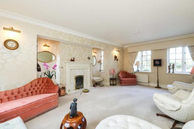 Living Room of King's Crescent, Colwyn Bay, Conwy LL29