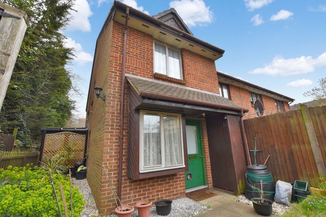 Thumbnail End terrace house for sale in Alders Close, London