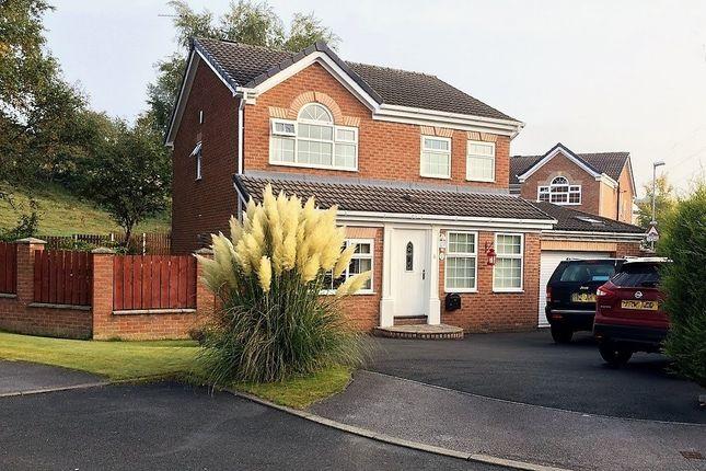 Thumbnail Detached house for sale in Holden Clough Drive, Ashton-Under-Lyne