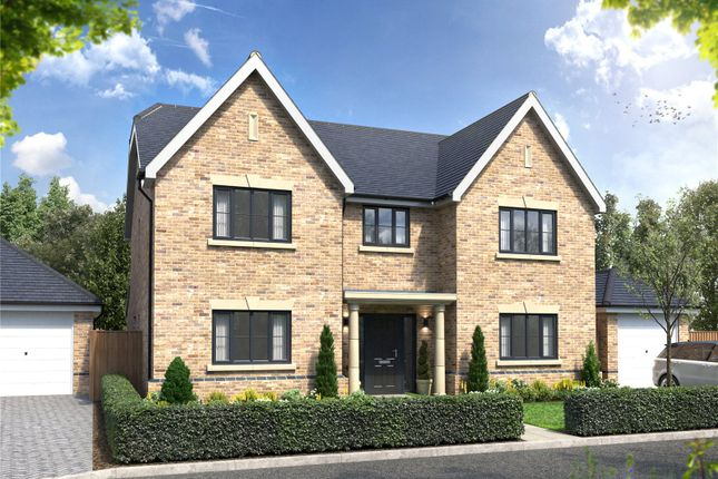 5 bed detached house for sale in Victory Fields, School Road, Elmstead Market, Colchester CO7
