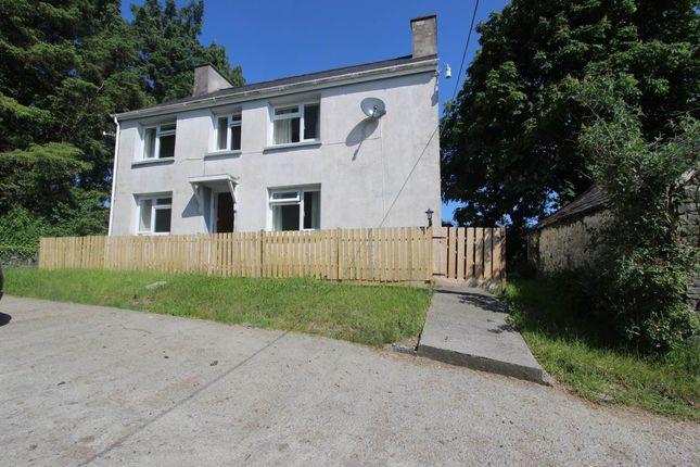 Thumbnail Property to rent in Pengwmryn, Capel Bangor, Aberystwyth