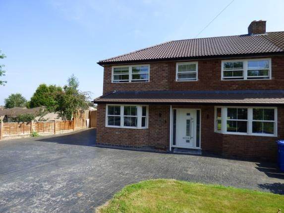 Thumbnail Semi-detached house for sale in Sheepcote Lane, Tamworth, Staffordshire