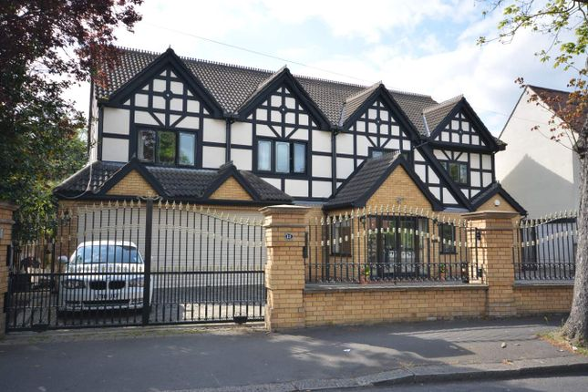Thumbnail Detached house for sale in Elm Grove, Emerson Park, Hornchurch