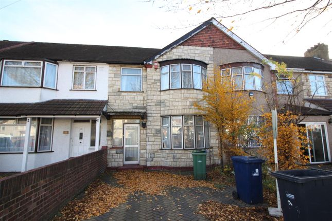 Thumbnail Terraced house to rent in Ascot Gardens, Southall