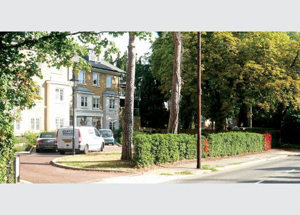 Thumbnail Land for sale in Land Fronting Elder Court, Magpie Hall Road, Bushey Heath, Hertfordshire