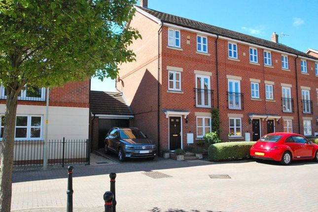 Thumbnail Terraced house for sale in Boughton Way, Gloucester