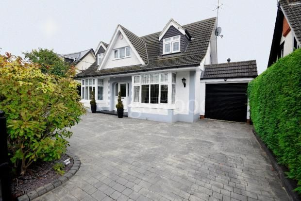 Thumbnail Detached house for sale in Curtis Road, Hornchurch