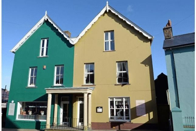 Thumbnail Flat to rent in West Street, Fishguard