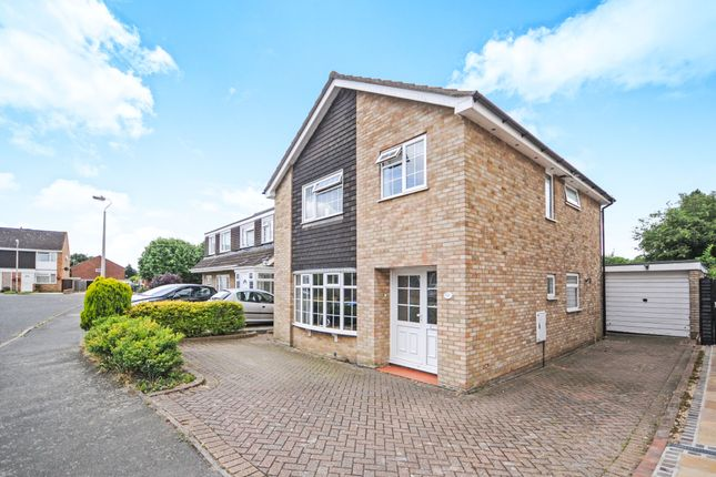 Thumbnail Detached house for sale in Pondholton Drive, Witham