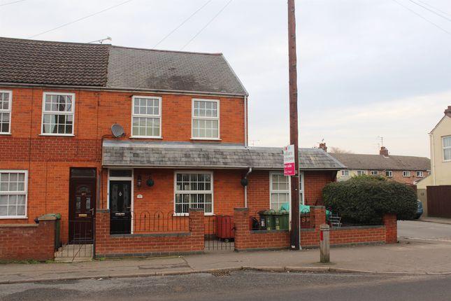 Thumbnail Semi-detached house for sale in Loke Road, King's Lynn