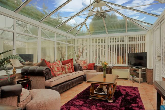 Conservatory of Lodgewood Lane, St. Georges, Telford TF2