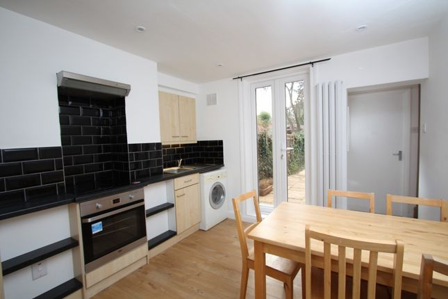 Thumbnail Maisonette to rent in Clifton Road, Kingston Upon Thames